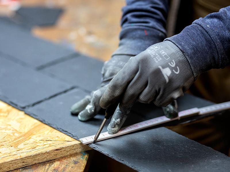 heimwerken kleben basteln bauen diy uhu kleber schiefer schiefertafel